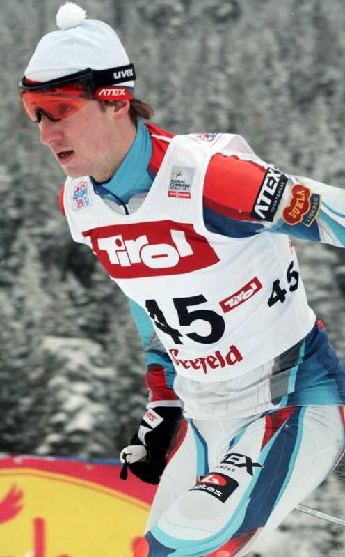 Petr Kutal v Seefeldu