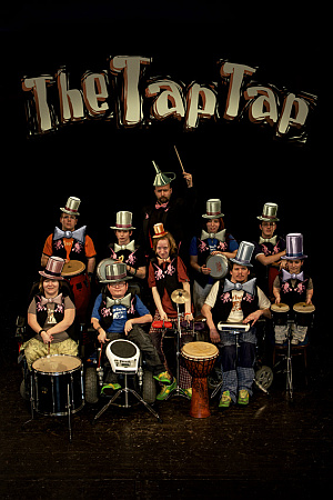 The_Tap_Tap_band