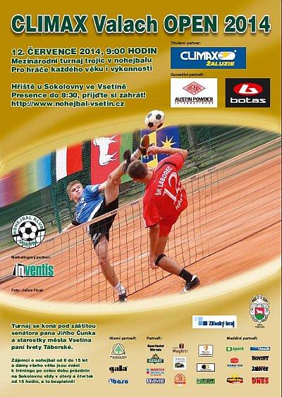 Valach Open 2014 Plakát