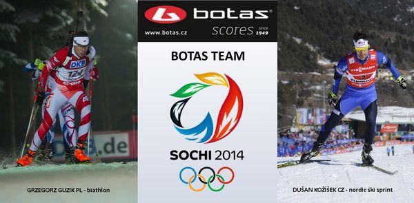 BOTAS TEAM - Sochi