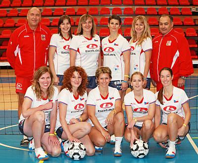 Reprezentace ČR ženy